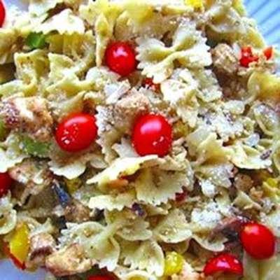 Chicken Pasta - Shannon Style - RecipeNode.com
