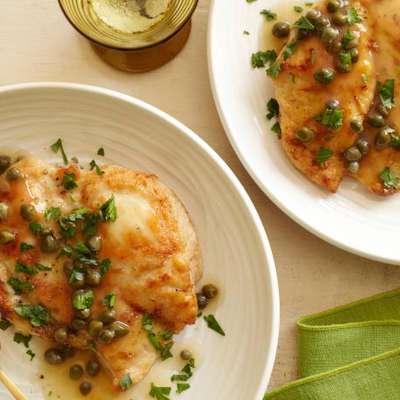 Chicken Piccata - RecipeNode.com