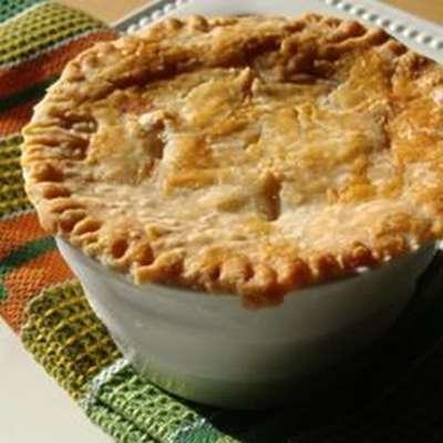 Chicken Pot Pie IX - RecipeNode.com