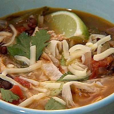 Chicken Tortilla Soup - RecipeNode.com