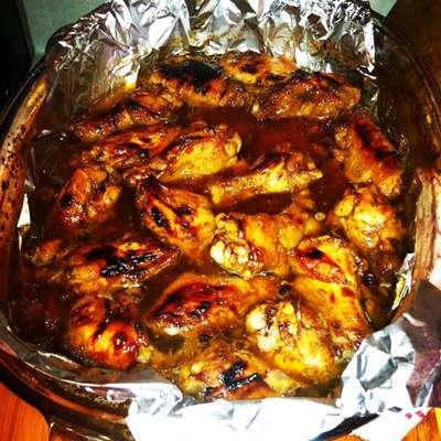 Chicken Wings Pacifica - RecipeNode.com