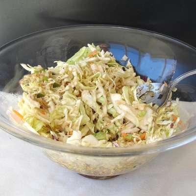Chinese Cabbage Salad - RecipeNode.com