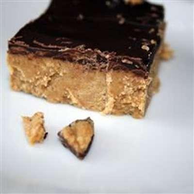 Chocolate Peanut Butter Squares - RecipeNode.com