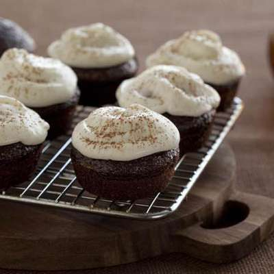 Chocolate Stout Cupcakes - RecipeNode.com