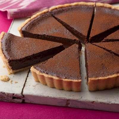 Chocolate Tart - RecipeNode.com
