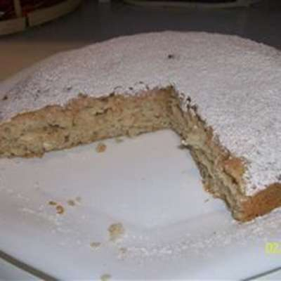 Cinnamon Supper Cake - RecipeNode.com