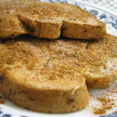 Cinnamonlicious French Toast (Hungry Girl ) 3 Ww Points! - RecipeNode.com