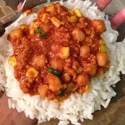 Coconut Curry Chili - RecipeNode.com