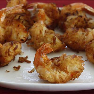Coconut Shrimp I - RecipeNode.com