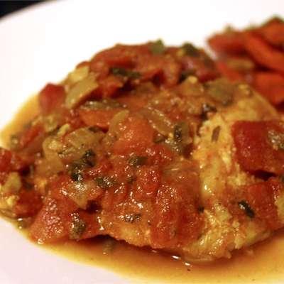 Cod Curry - RecipeNode.com