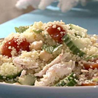 Cool Couscous Salad - RecipeNode.com