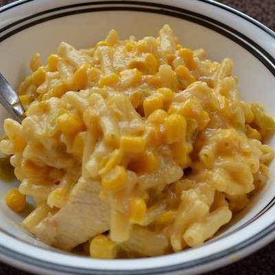Corn Casserole I - RecipeNode.com