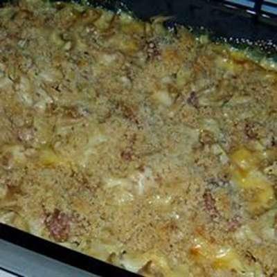 Corned Beef Noodle Casserole - RecipeNode.com