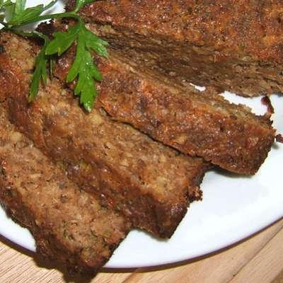 Cottage Cheese Roast (Vegetarian Meatloaf) - RecipeNode.com