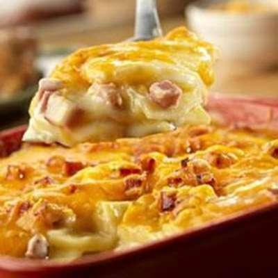 Country Scalloped Potatoes - RecipeNode.com