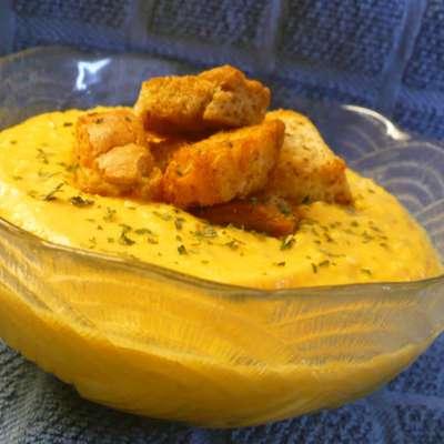 Cream of Carrot Soup - RecipeNode.com