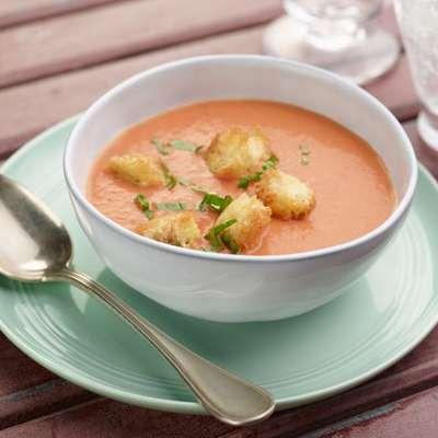 Cream of Fresh Tomato Soup - RecipeNode.com
