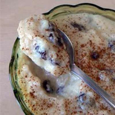 Creamy Rice Pudding - RecipeNode.com