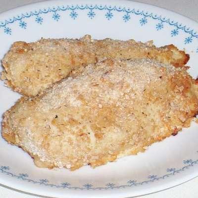 Crispy Baked Chicken Breasts - RecipeNode.com