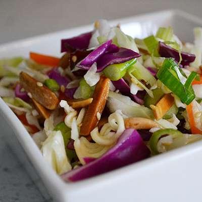 Crunchy Noodle Salad  *Award Winning* - RecipeNode.com