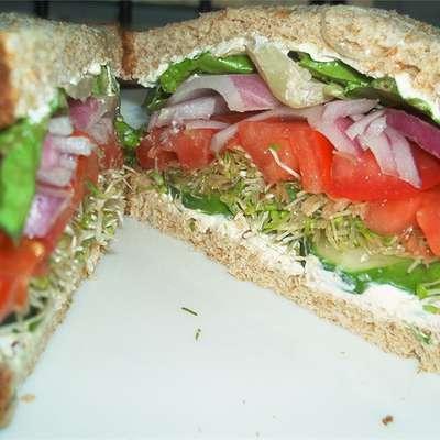 Cucumber Sandwich - RecipeNode.com