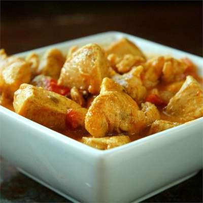 Curried Coconut Chicken - RecipeNode.com