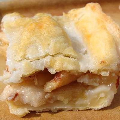 Danish Pastry Apple Bars II - RecipeNode.com