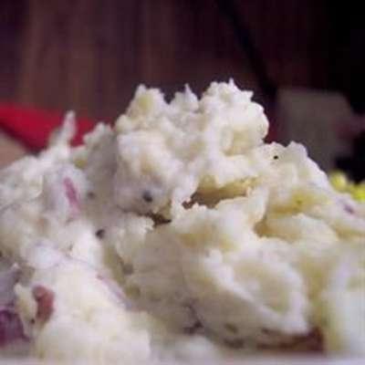 Day Before Mashed Potatoes - RecipeNode.com