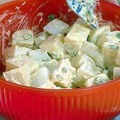 Deviled Potato Salad - RecipeNode.com