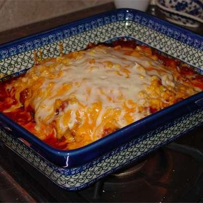 Easy, Cheesy Zucchini Bake - RecipeNode.com