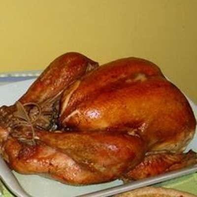 Easy Herb Roasted Turkey - RecipeNode.com