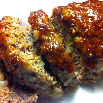 Easy Meatloaf - RecipeNode.com