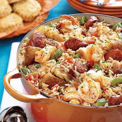 Easy Slow-Cooker Jambalaya - RecipeNode.com