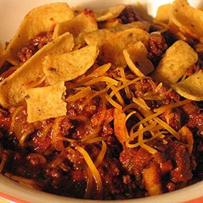 Ed's Chicago Cocoa Chili - RecipeNode.com