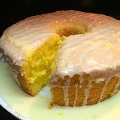 Egg-Yolk Sponge Cake - RecipeNode.com