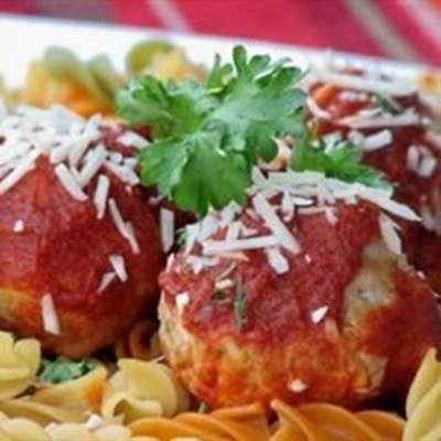 Fast and Friendly Meatballs - RecipeNode.com