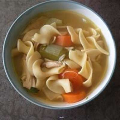 Fast Chicken Soup Base - RecipeNode.com