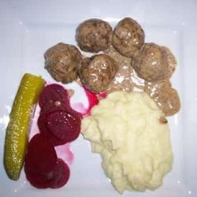 Finnish Meatballs (Lihapyorykoita) - RecipeNode.com