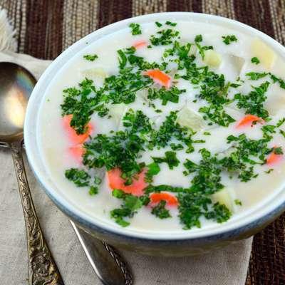 Fish Chowder - RecipeNode.com