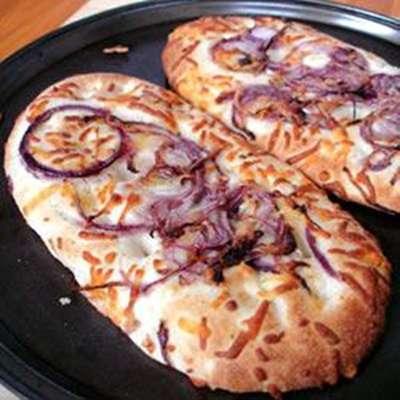 Focaccia Bread - RecipeNode.com