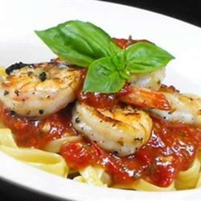 Fra Diavolo Sauce With Pasta - RecipeNode.com