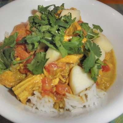Fragrant Chicken Curry - RecipeNode.com