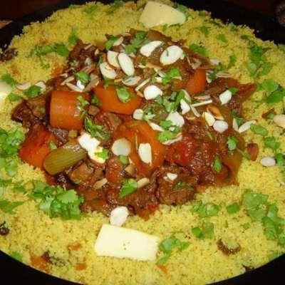 Fragrant Moroccan Beef, Date, Honey and Prune Tagine - Crock Pot - RecipeNode.com