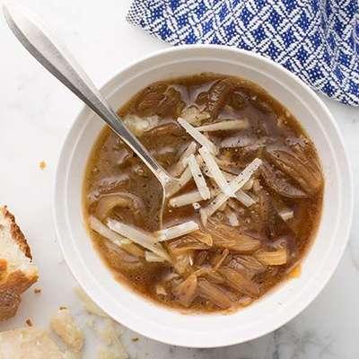 French Onion Soup - RecipeNode.com