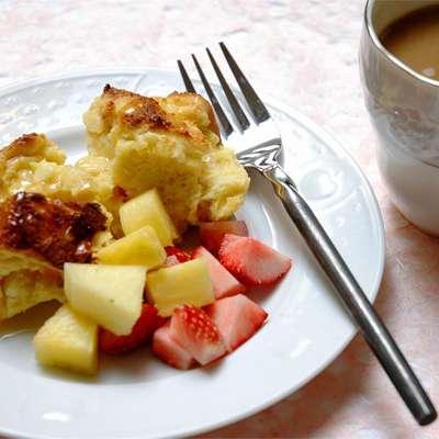 French Toast Souffle - RecipeNode.com