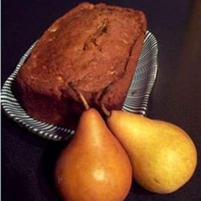 Fresh Pear Bread - RecipeNode.com