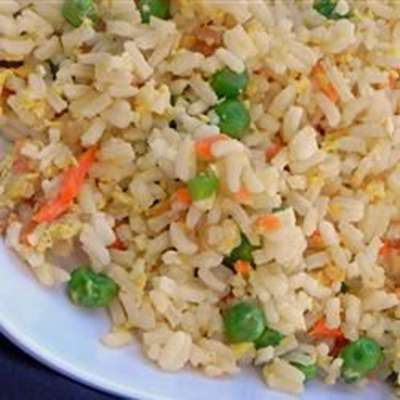 Fried Rice Restaurant Style - RecipeNode.com
