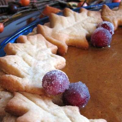 Frosted Cranberries - RecipeNode.com