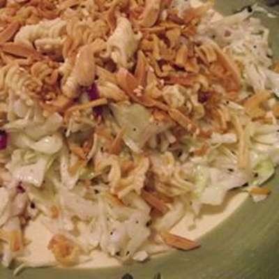 Fugi Salad - RecipeNode.com