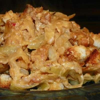 German Cabbage Casserole - Kohl Und Hackfleisch - RecipeNode.com
